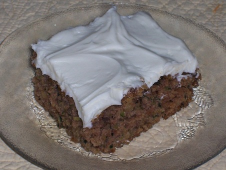 ... zucchini cake with cream cheese frosting grandma s zucchini cake
